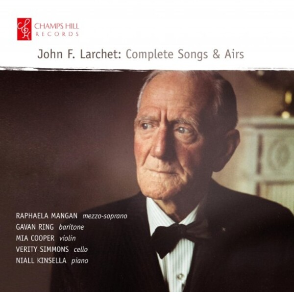 Larchet - Complete Songs & Airs