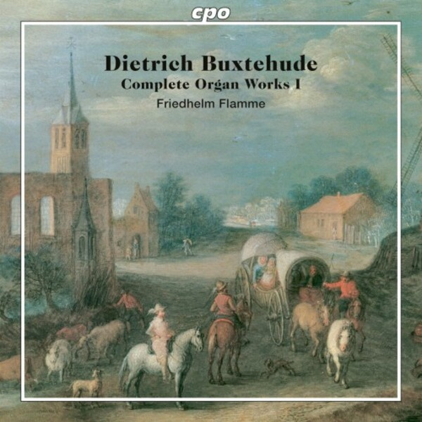 Buxtehude - Complete Organ Works Vol.1