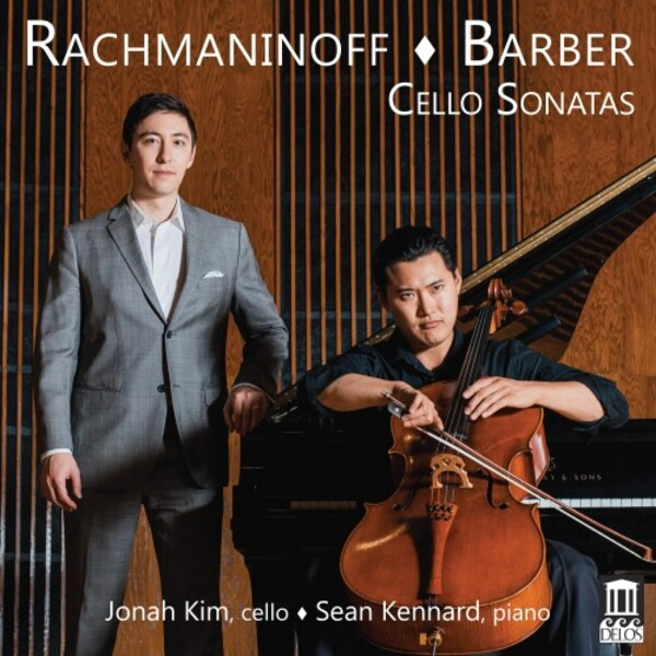 Rachmaninov & Barber - Cello Sonatas