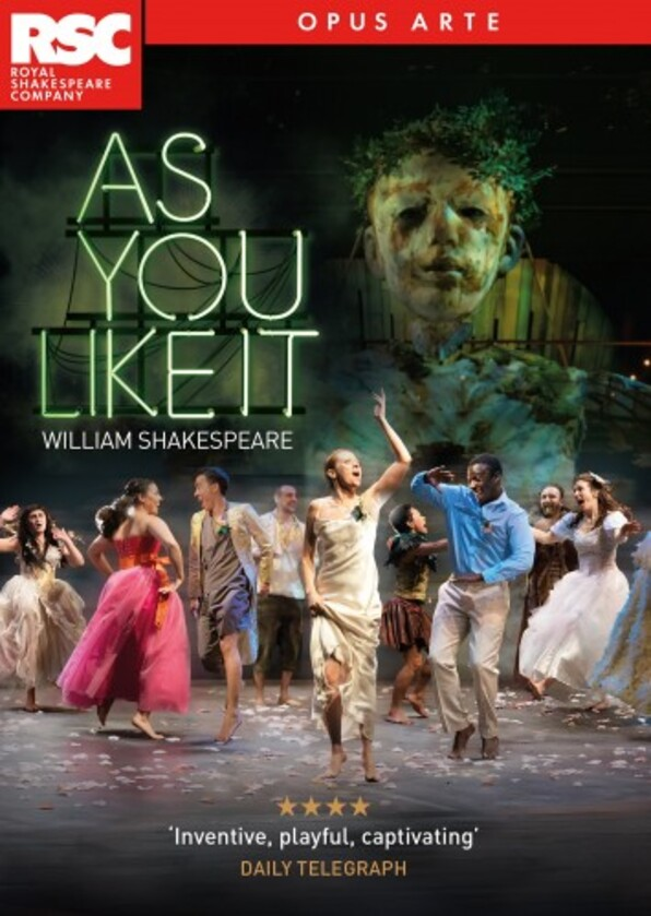 Shakespeare - As You Like It (DVD)