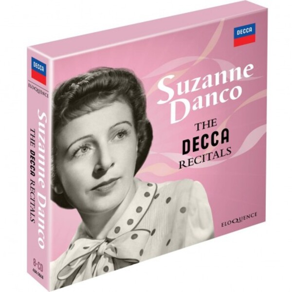 Suzanne Danco: The Decca Recitals