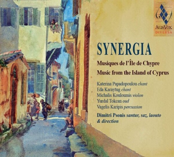 Synergia: Music from the Island of Cyprus