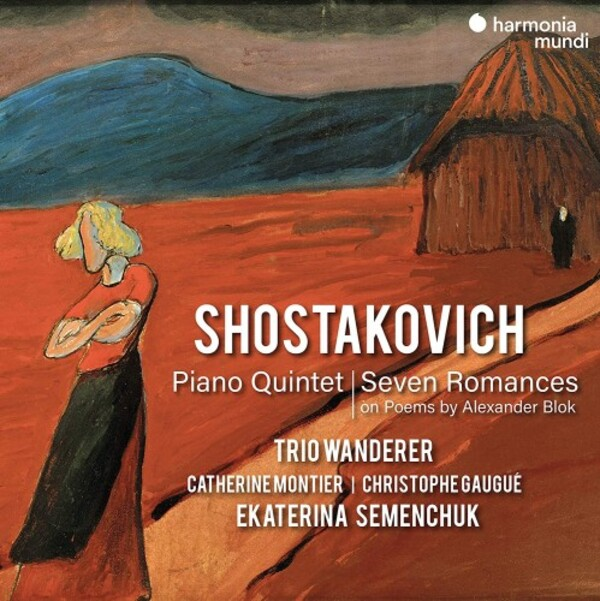 Shostakovich - Piano Quintet, 7 Romances on Poems by Blok