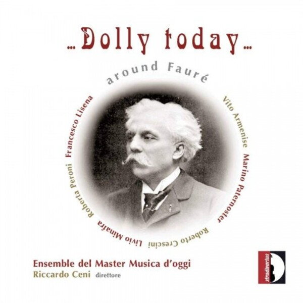 Dolly today: Around Faure | Stradivarius STR33834