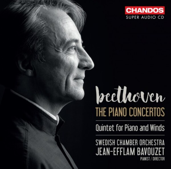 Beethoven - Piano Concertos, Quintet for Piano and Winds