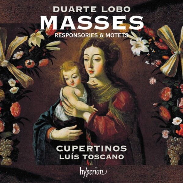 D Lobo - Masses, Responsories & Motets