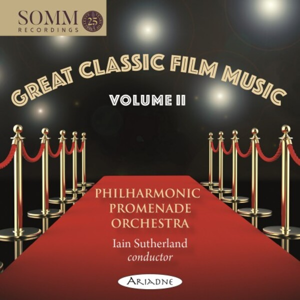 Great Classic Film Music Vol.2