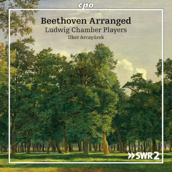 Beethoven Arranged: Septet & Arrangements for Tenor, Winds & Strings