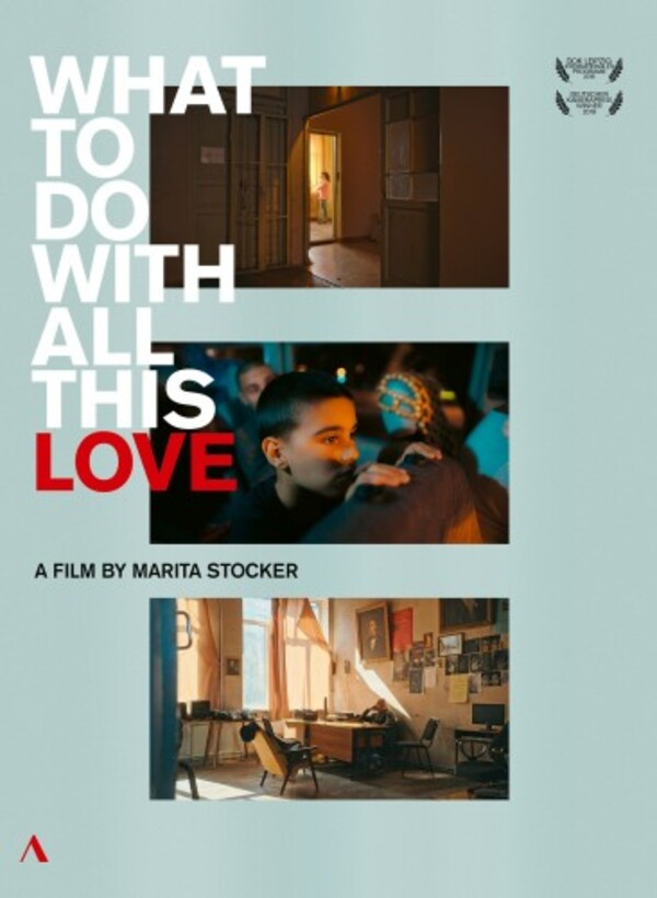 What to Do with All This Love: A film by Marita Stocker (DVD)