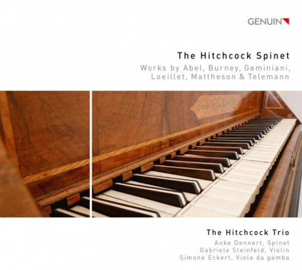 The Hitchcock Spinet