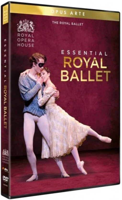 Essential Royal Ballet (DVD)
