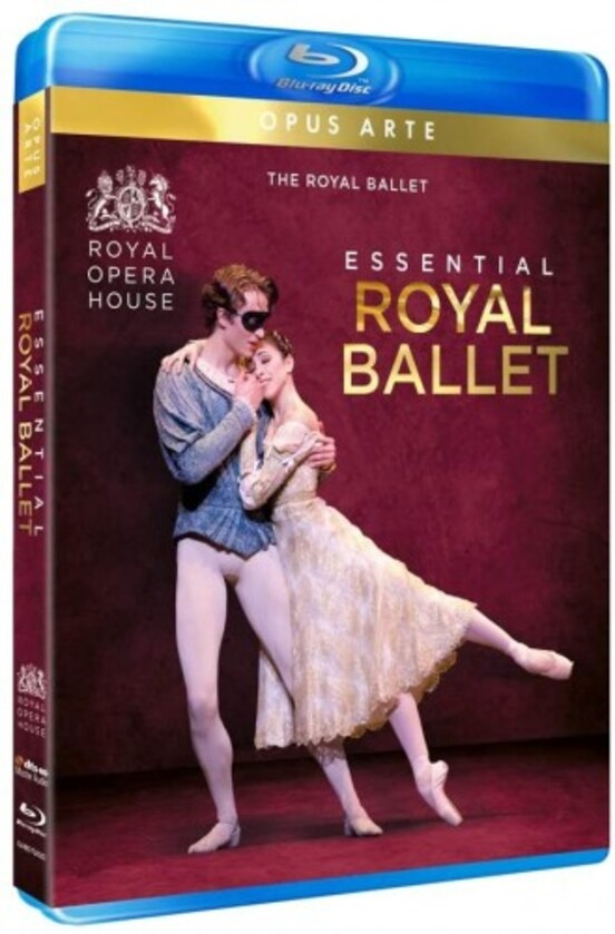 Essential Royal Ballet (Blu-ray) | Opus Arte OABD7282D