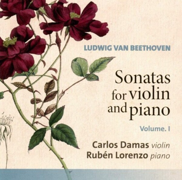 Beethoven - Violin Sonatas Vol.1