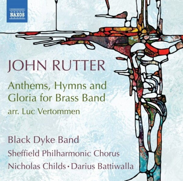 Rutter - Anthems, Hymns and Gloria for Brass Band (arr. Vertommen)