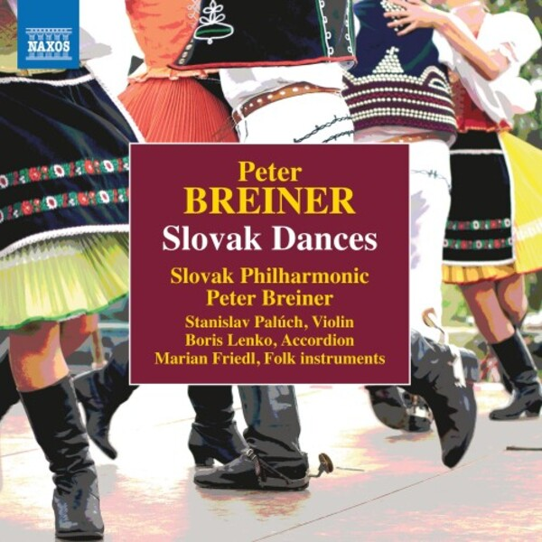 Breiner - Slovak Dances