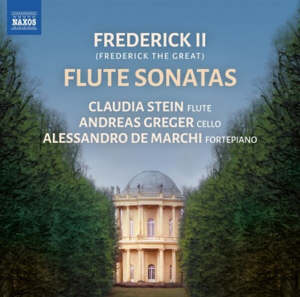 Frederick the Great - Flute Sonatas