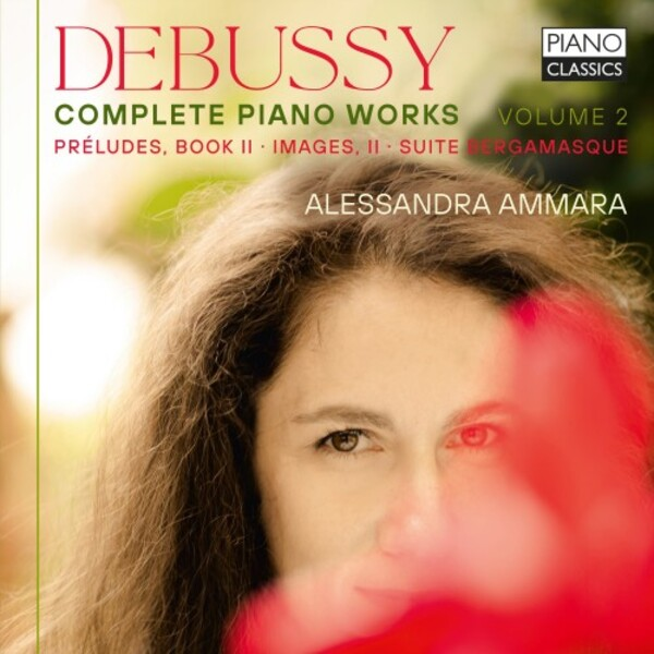 Debussy - Complete Piano Works Vol.2 | Piano Classics PCL10210