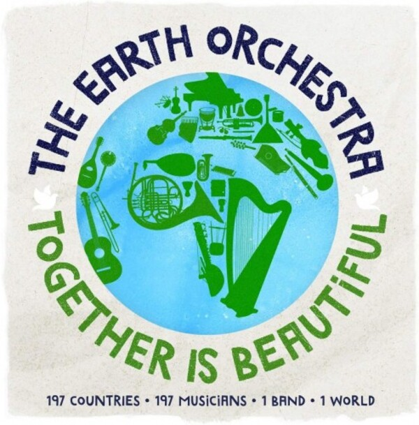 The Earth Orchestra: Together is Beautiful (Vinyl LP)