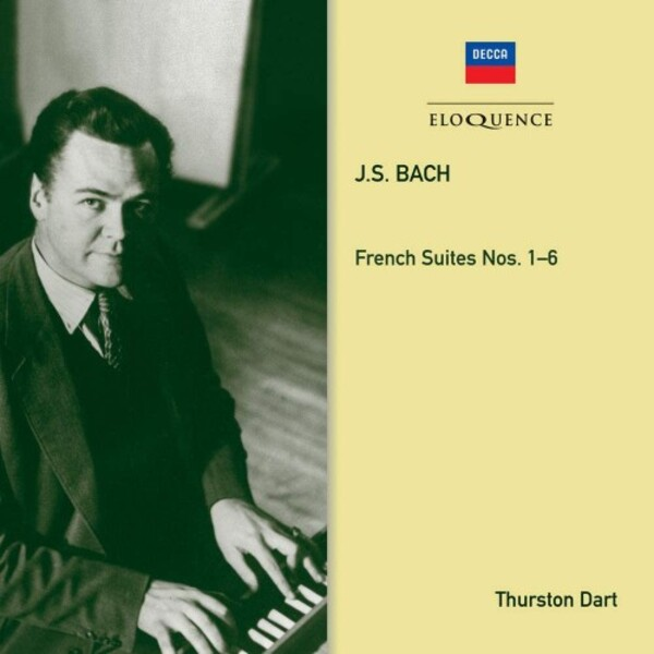 JS Bach - French Suites 1-6