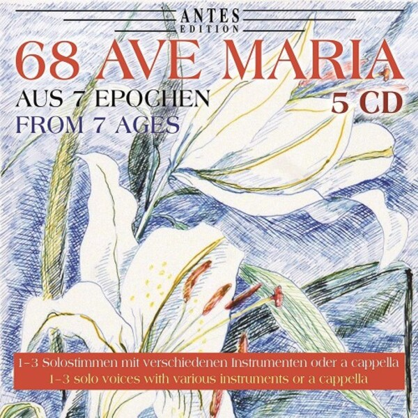 68 Ave Maria from 7 Epochs