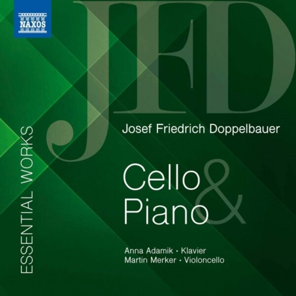 Doppelbauer - Essential Works for Cello and Piano