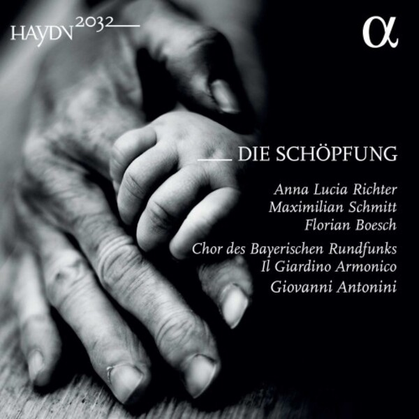 Haydn 2032 Vol.9: Die Schopfung (The Creation)