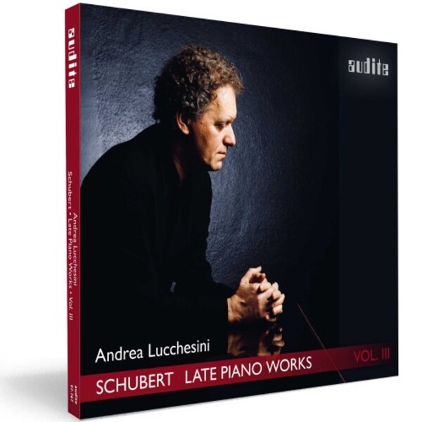 Schubert - Late Piano Works Vol.3 | Audite AUDITE97767