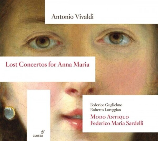 Vivaldi - Lost Concertos for Anna Maria