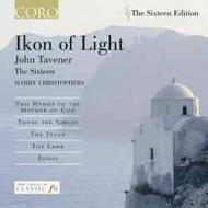 Tavener - Ikon of Light | Coro COR16015