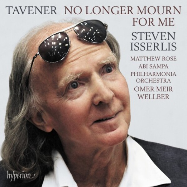 Tavener - No longer mourn for me & other works for cello