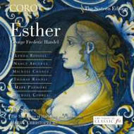 Handel - Esther (1718 version) | Coro COR16019