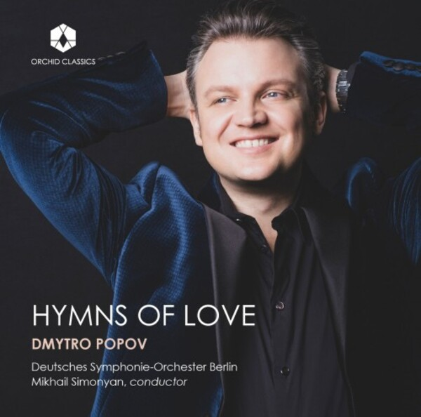Dmytro Popov: Hymns of Love