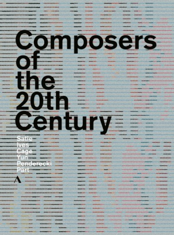 Composers of the 20th Century (DVD)