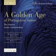 A Golden Age of Portugese Music | Coro COR16020