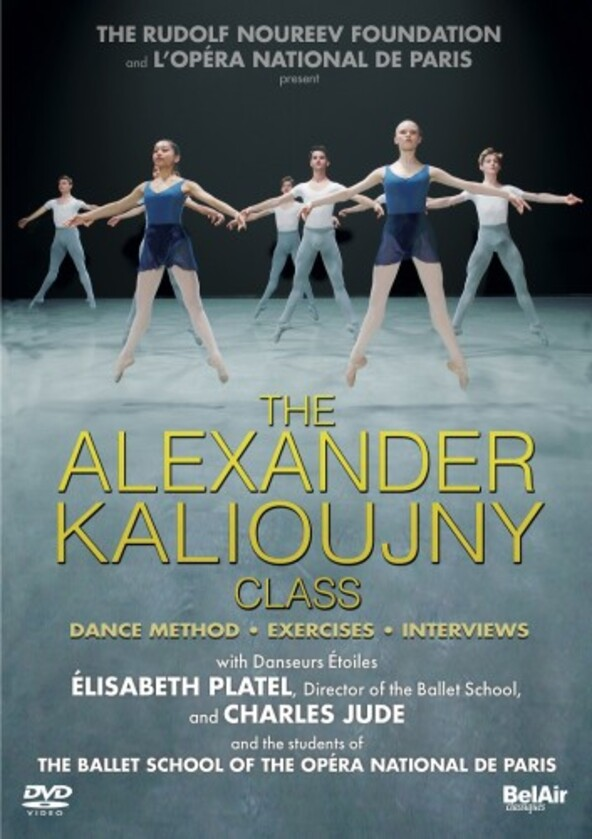 The Alexander Kalioujny Classes (DVD)
