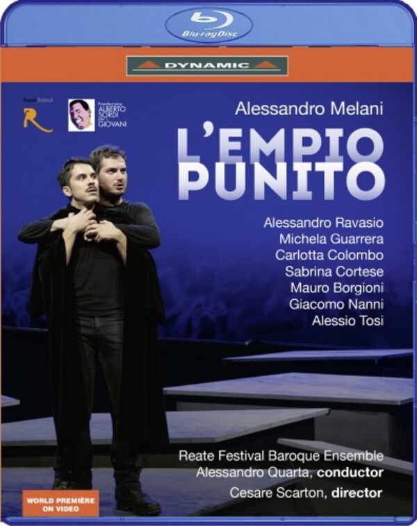 Melani - L�empio punito (Blu-ray)