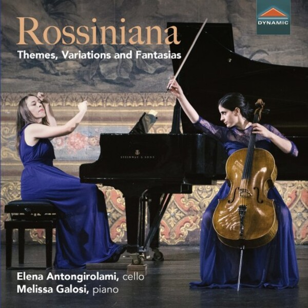 Rossiniana: Themes, Variations and Fantasias