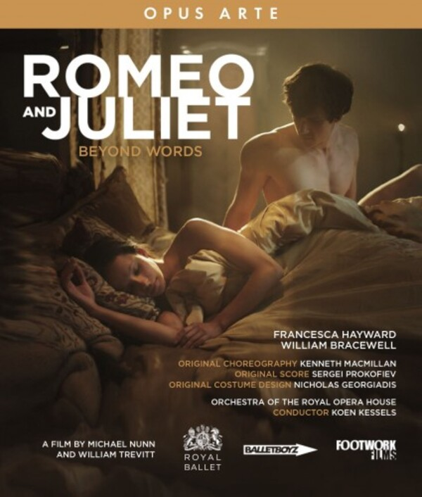 Prokofiev - Romeo and Juliet: Beyond Words (DVD) | Opus Arte OA1294D