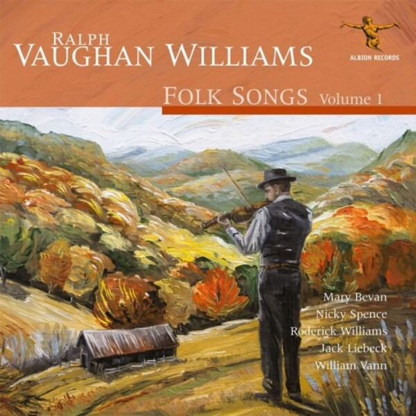 Vaughan Williams - Folk Songs Vol.1