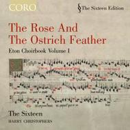 The Rose and the Ostrich Feather - Eton Choirbook vol.I | Coro COR16026