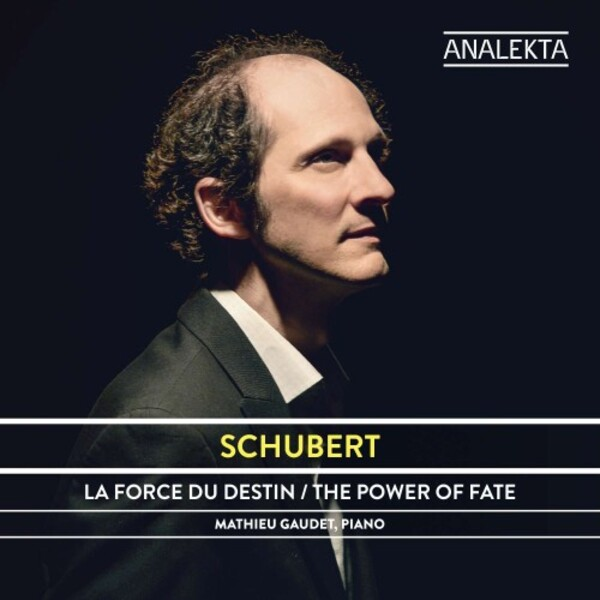 Schubert - The Power of Fate: Complete Sonatas and Major Works for Piano Vol.3