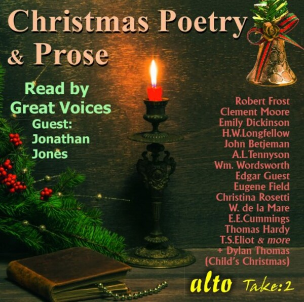 Christmas Poetry & Prose read by Great Voices