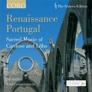 Renaissance Portugal - Sacred Music of Cardoso and Lobo | Coro COR16032