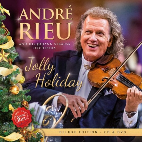 Andre Rieu: Jolly Holiday (CD + DVD)