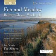 Fen and Meadow: Britten Choral Works III | Coro COR16038