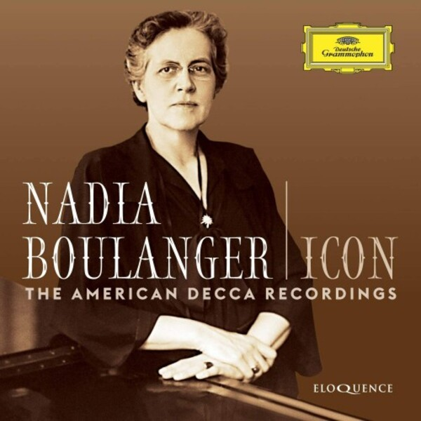 Nadia Boulanger: Icon - The American Decca Recordings