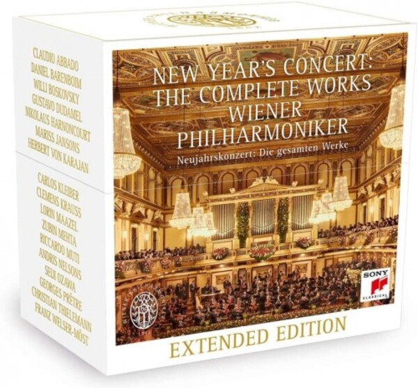 New Year's Concert: The Complete Works (Extended Edition)