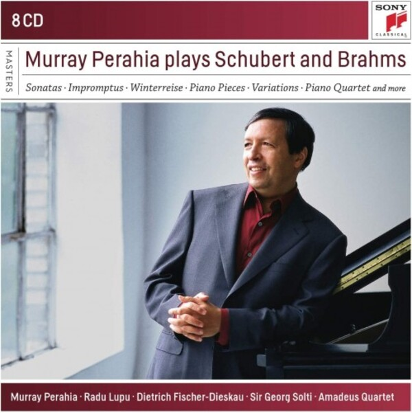 Murray Perahia plays Schubert and Brahms