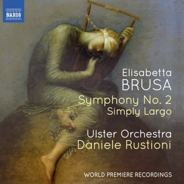 Brusa - Orchestral Works Vol.4: Symphony no.2, Simply Largo