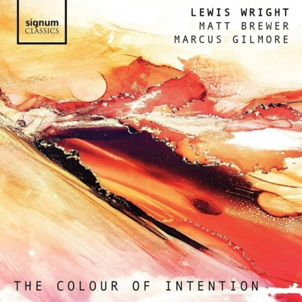 Lewis Wright - The Colour of Intention